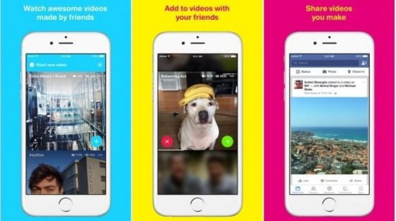 Facebook lancia Riff, app per i video virali: